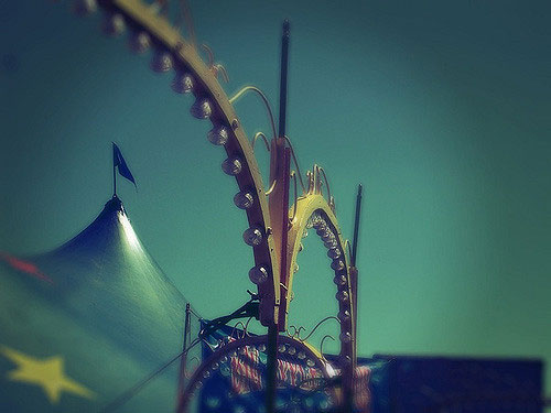 Circus Tent by Ryan McCullah