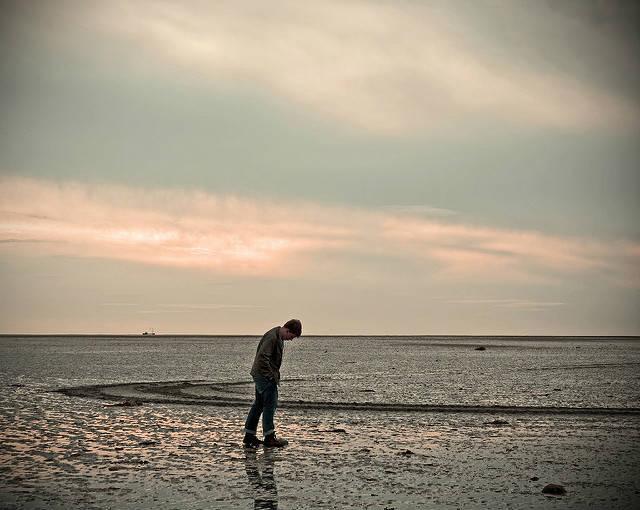 Loneliness by Bert Kaufmann